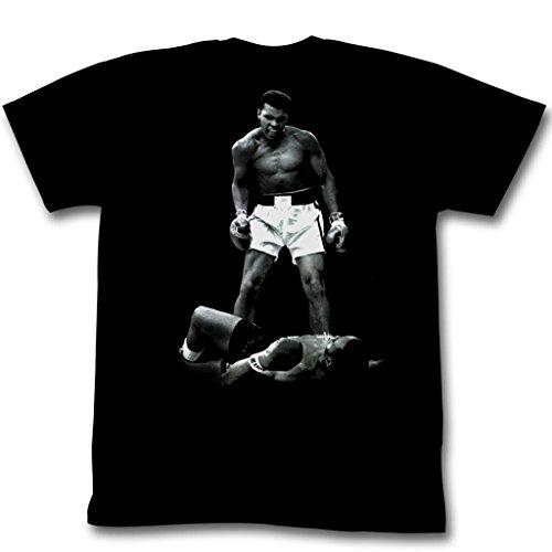 Muhammad Ali - Ali Over Liston T-Shirt Size XXL