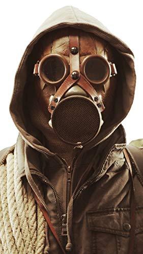 - Novelty Wasteland Gas Mask
