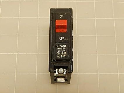 Bryant BR 120 20 Amp Circuit Breaker T71416: Amazon.com: Industrial ...