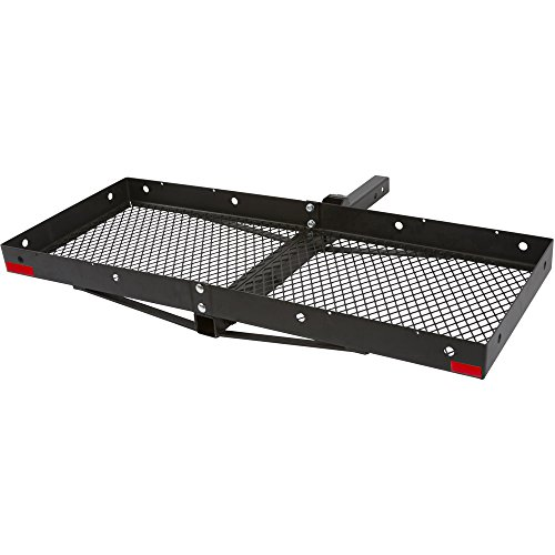 Rage Powersports CC-F4820-DLX 48' Folding Hitch Cargo Carrier (Folding Atv Stand)