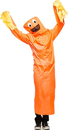 Seeing Red Inc. Adult Wild Waving Tube Guy Costume -