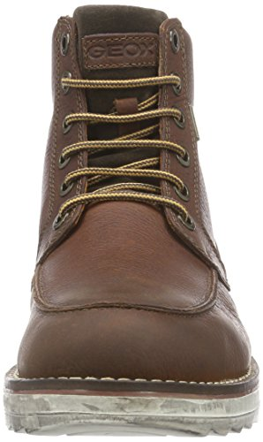 Brown WP Geox Chestnutc6038 U Uomo Braun C Shoovy Mocassini 0xaqnfAv