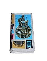 Shagwear Music Festival Poster Wallet Beige