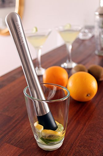 Professional drink muddler the best bar tool for old for The perfect drink mixer