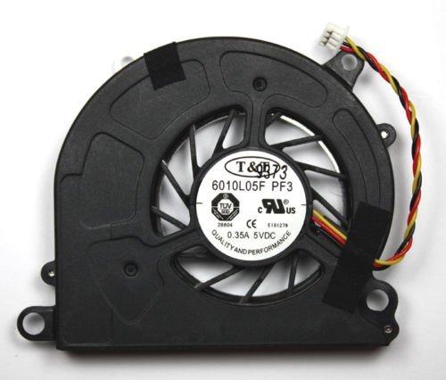 wangpeng Generic CPU Cooling Fan MSI Wind U100 U100X U110 U120 U120H U90 U90X 6010L05F PF3 Compatible Laptop Fan