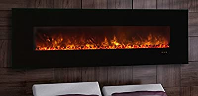 Modern Flames CLX Series Wall Mount/Built-in Electric Fireplace