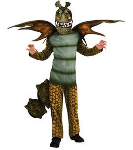 How To Train Your Dragon Gronckle Costume Child Small