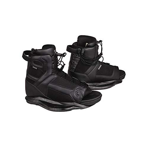 Ronix Wakeboard Bindings Divide Boot - Black (2019)