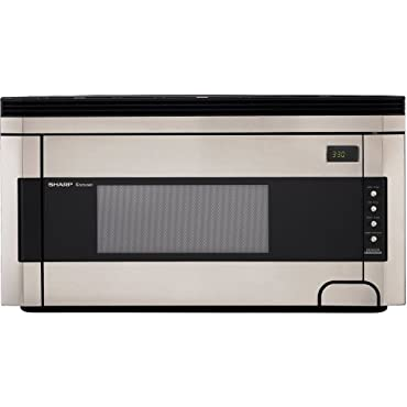 Sharp 1.5 cu. ft. Over the Range Microwave in Stainless Steel (R1514T)
