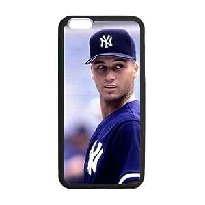 SKCASE Cover Case for iPhone 6 Plus 5.5 inch Derek Jeter