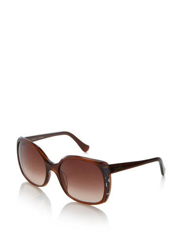 Emilio Pucci Sunglasses - EP643S / Frame: Crystal Brown Lens: Brown - Sunglasses Pucci