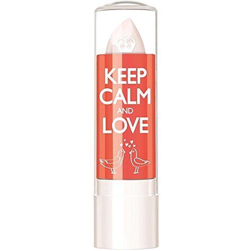 Rimmel London Keep Calm and Lip Balm Crystal Clear 060 0.13 oz by Rimmel