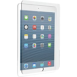 ZNitro Glass Tempered Glass Screen Protector for Apple Ipad Air/Air 2 - Retail Packaging - Clear