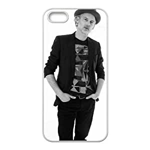 iPhone 5 5s Cell Phone Case Covers White Tosca band Plastic Phone Case Covers Fashion XPDSUNTR09871