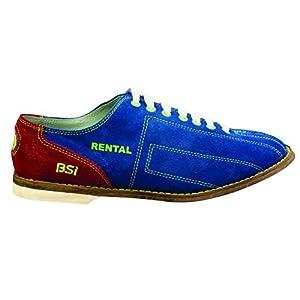 BSI Men's Suede Lace Rental Shoes
