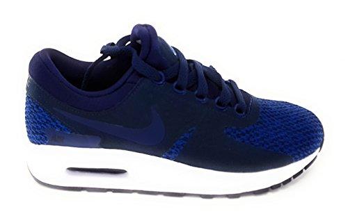 Tecnico Gs Air Nike Se Sneakers Zero Tessuto Blu Max Bambino Z6qw0ZS