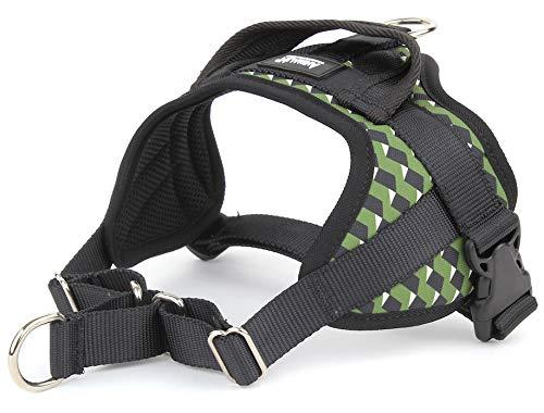 Olive ANIMALIN Trendy Harness XXL