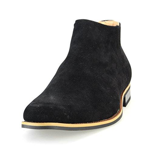 メール手当ピル[シュベック] SVEC 25種類から選ぶ カジュアルブーツ ゴア チャッカブーツ ショットブーツ メンズ 靴 ブラック ブラウン