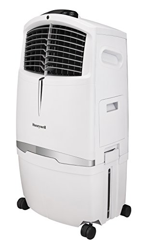Honeywell Cl30xcww Indoor Evaporative Air Cooler, White Home
