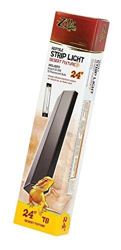Zilla Desert T8 Light Fixture, 24-Inch