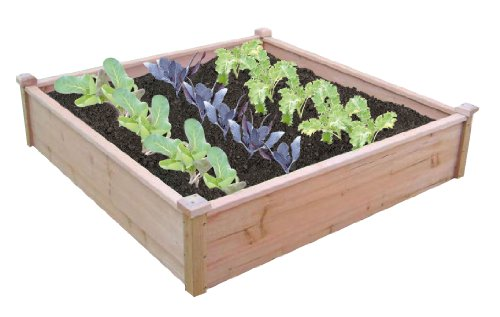 Spear & Jackson Raised Bed, 1200 x 300 - Raised Bed Timber