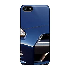 Protective Cases With Fashion Design For Iphone 5/5s (nissan Gtr)