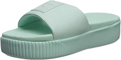 PUMA Womens Platform Slide Casual Sandals Shoes,