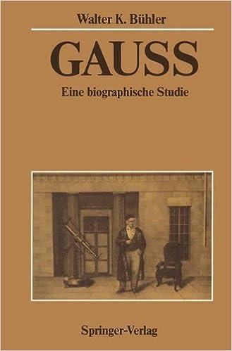 Book Gauss