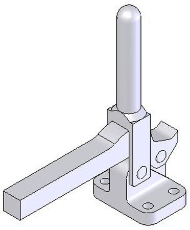 DE-STA-CO 7-60 Cam Action Clamp