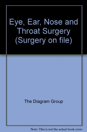 Eye, Ear, Nose and Throat Surgery (Surgery on - Diagram And Ear Eye