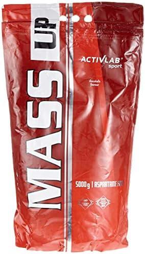 Activlab, MASS UP, Schokolade, 1er Pack (1x 5000g)