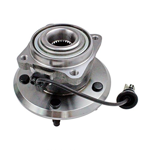 2012 Saturn Vue Awd - CRS NT512358 New Wheel Bearing Hub Assembly, Rear Left/Right, for Chevy 2007-09 Equinox/ 2012-15 Captiva Sport, 2007-09 Pontiac Torrent, 2008-10 Saturn Vue, 2007-09 Suzuki Grand Vitara/XL-7