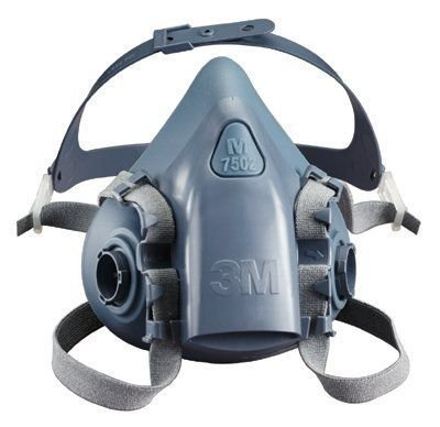 3M(TM 7500 Series Half Mask