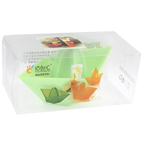 HQ' perfect shop Inicio Exprimidor Exprimidor Exprimidor de Frutas Multifuncional de Material plástico Modelo Barco, Aparato de Cocina Creativo La Cocina ad0fb7