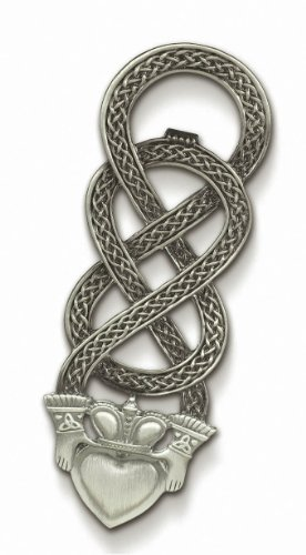 (Grasslands Road Celebrating Heritage Celtic Claddagh Bottle Opener Gift Boxed)