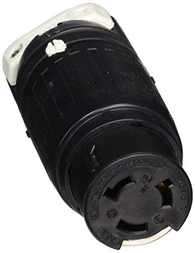 Hubbell HBL3764C AC Connector Non-NEMA 50a 4wire 600v