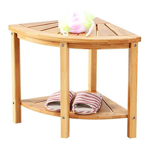 corner shower stool - 5