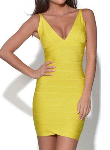 Ostart Sexy Lady Lace 3/4 Sleeve One-piece Dress