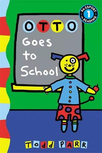 Otto Goes to School (Passport to Reading Level 1) pdf epub
