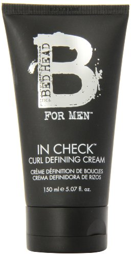 TIGI Bed Head for Men In Check Curl Définition crème, 5,07 once
