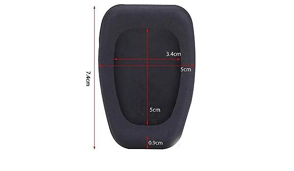 Clutch-freno-pedal-goma-Pad-para-Renault-Clio-Megane-Laguna-Kango-Scenic-Modus: Amazon.es: Amazon.es