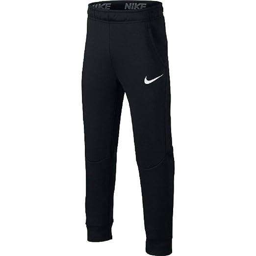 8bc3fc139140 Amazon.com  Nike Dri-FIT Big Kids  (Boys ) Fleece Training Pants ...