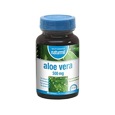 Aloe Vera 500mg - 90 tabs