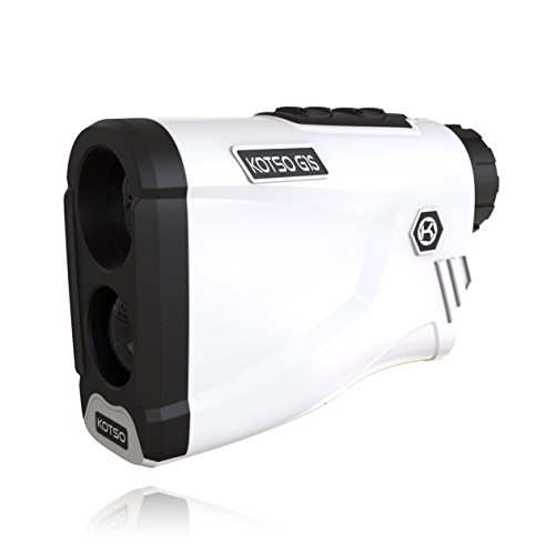 KOTSO Golf Rangefinder Slope Laser Range Finder Angle Golfing G1S (Best Golf Rangefinder Under 100)