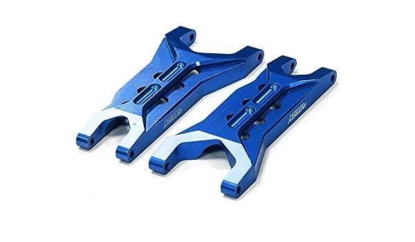 Integy Aluminum T3 Caster Blocks for Traxxas 1//10 Rustler//Stampede//Slash 2WD