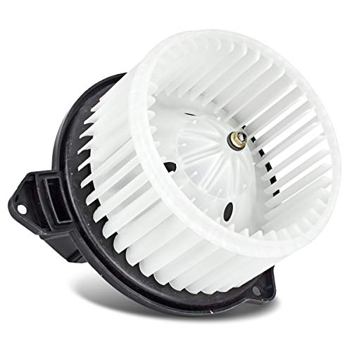 FAERSI HVAC ABS Plastic Heater Blower Motor with Fan Cage Fit for 2002-2008 Dodge Ram 1500/2003-2009 Dodge Ram 2500/2003-2009 Dodge Ram 3500/2009-2010 Dodge Ram 4500/2002-2004 Jeep Grand Cherokee