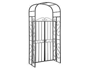 XXL Rose arco rankier ayuda Rose estructura Rank estructura Jardín–Arco