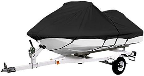 Jet Ski Housses de protection pour motomarines de North East Harbor pour remorque 2 /à 3 si/èges ou 139-145 de longueur Waverunner Kawasaki Polaris Yamaha Sea Doo