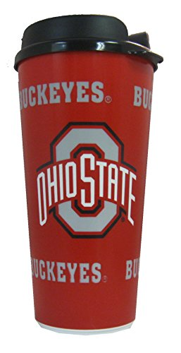 NCAA Ohio State Buckeyes 32oz Single Wall Travel (Ohio State Buckeyes Travel Mug)