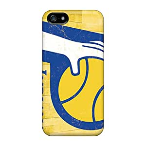 MXB1307lRwk Case Cover, Fashionable Iphone 5/5s Case - Indiana Pacers